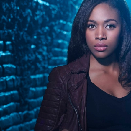 Nicole Beharie as Abigail Mills in Sleepy Hollow