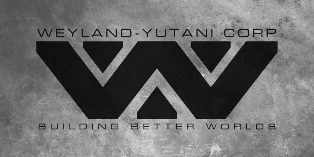 Weyland-Yutani Corporation Logo.