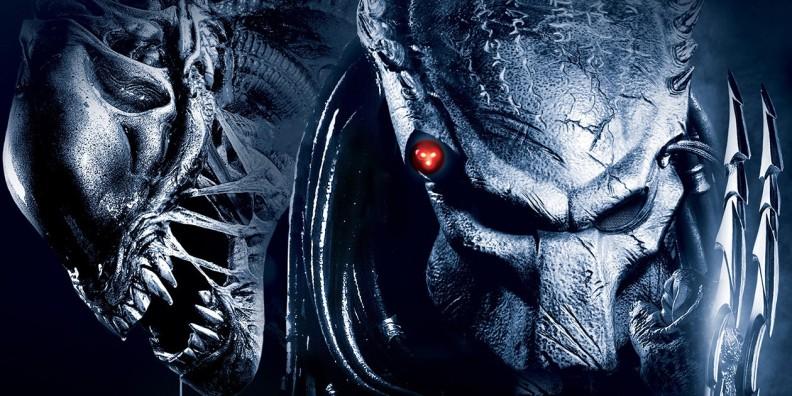 Alien vs. Predator Title image.