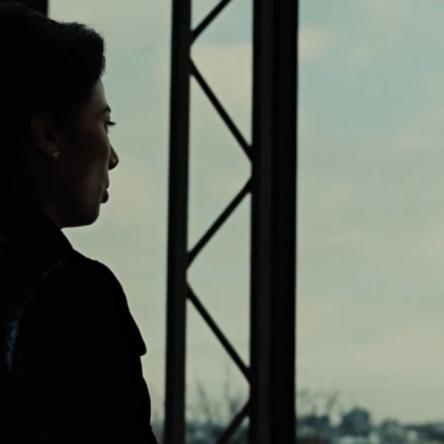 Françoise Fong-Wa Yip as Ms. Yutani in AVP: Requiem