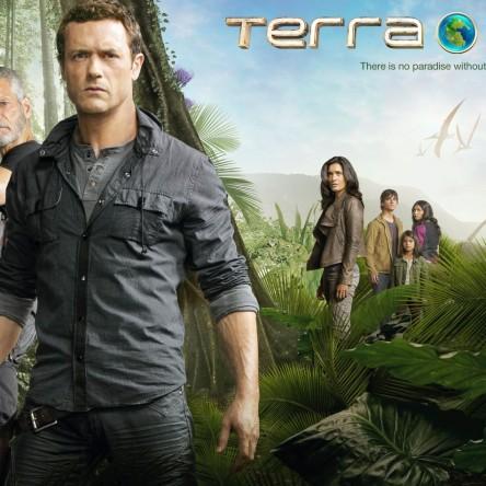 Terra Nova Season 1 poster.