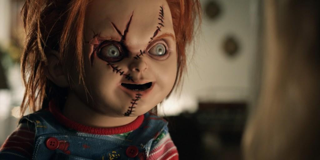 Brad Dourif as Chucky in Curse of Chucky.