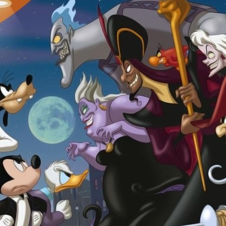 Mickey and the gang square off against some of Disney's baddest villains.
